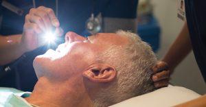 treating facial injuries and trauma