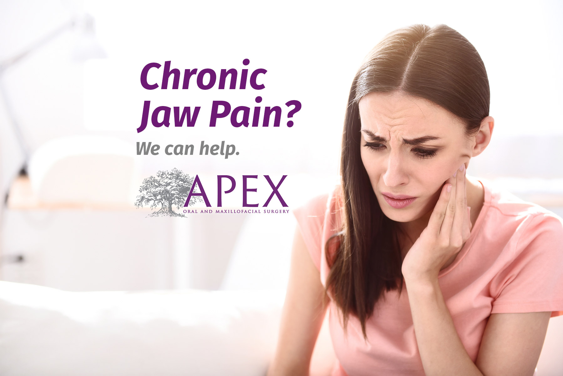 corrective jaw surgery for jaw pain Mt Pleasant SC
